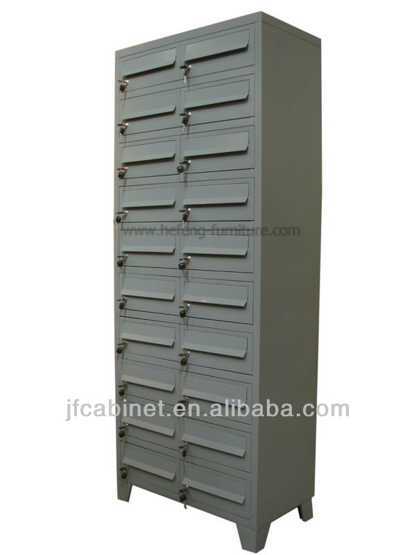 Factory direct sale steel post box