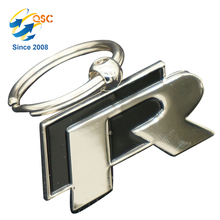 High Quality Custom Logo Pop Wholesale Key Ring Special Keychain