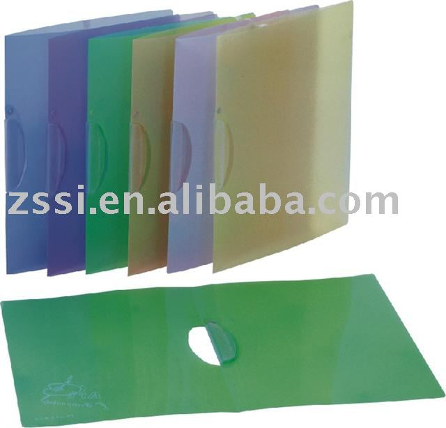 popular plastic Report file/Chinese manufacturer file folder/document holder