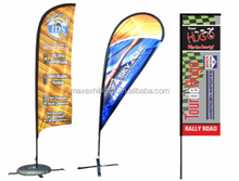Best Quality Cheap Custom teardrop Flag China/printed flags and banners