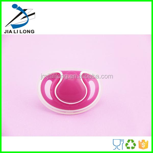 Non toxique b b silicone anneau unique mignon b b t tine - Produit bebe non toxique ...