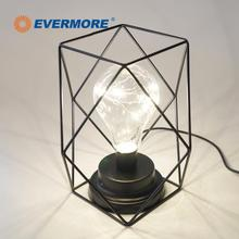 EVERMORE Home Decoration Simple Modern Table Lamp LED With USB Port
