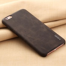factory price leather case for iphone 4 metal case
