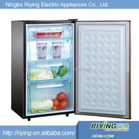 used supermarket refrigerator and freezer long-term storage
