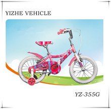 Fashion cycle for girls/Baby bicycle for 4 wheel /Mini cute kids bike