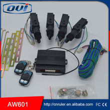 Special Design Central Door Locking System 2 Doors 4 Doors Universal for all 12V car can be connected with car alarm system