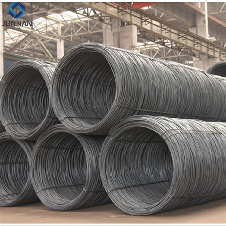 Ready stock 5.5mm ms steel wire rod/raw material of wire nail