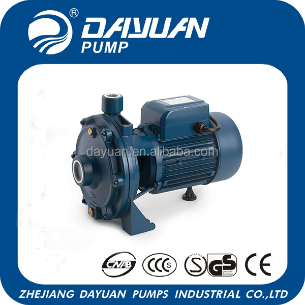 non submersible high flow rate centrifugal electric motor irrigation water pump