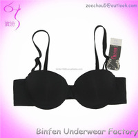 Double Layer Liquid Cup Seamless Bonded Underwear with Bra Model Names