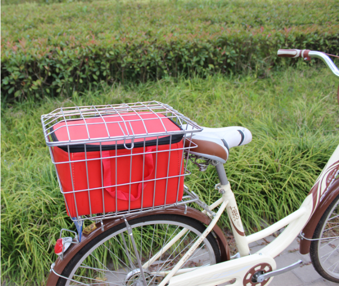 low price custom high quality bicycle basket bike basket for pets