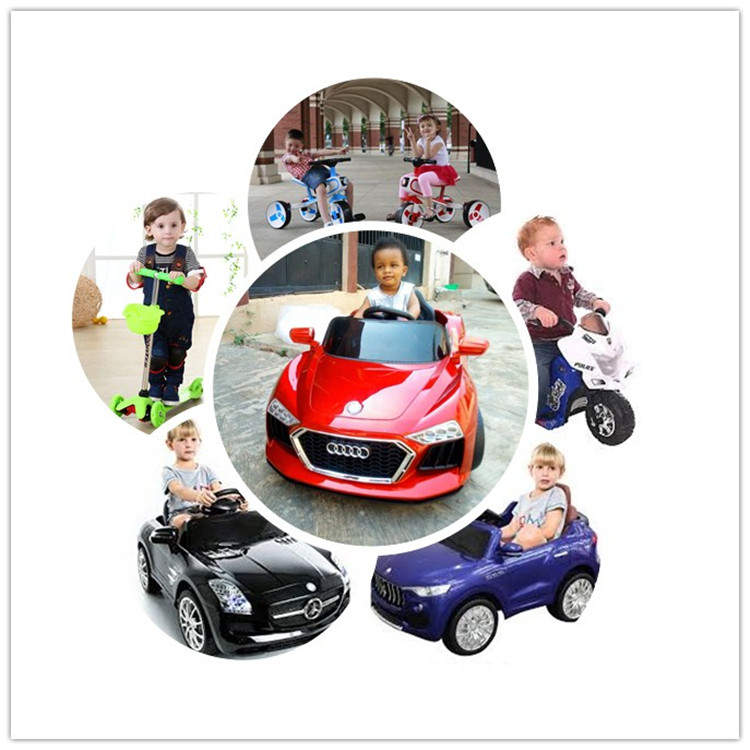 CE Cartoon design battery powered motorcycle for kids / kids ride on plastic motorcycle / electric motorbike for 3 year old