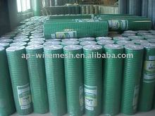 PVC coated Welded Wire Mesh with complete model