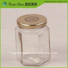 Lead free luxury glass candle jar,mini jar candle for bar