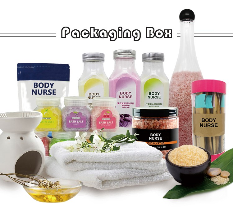 250ml Aromatic Buy Bath Salts With Flower Petals OEM