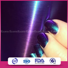 chameleon pigment nail, chameleon pearl color shifting mica powder for nails