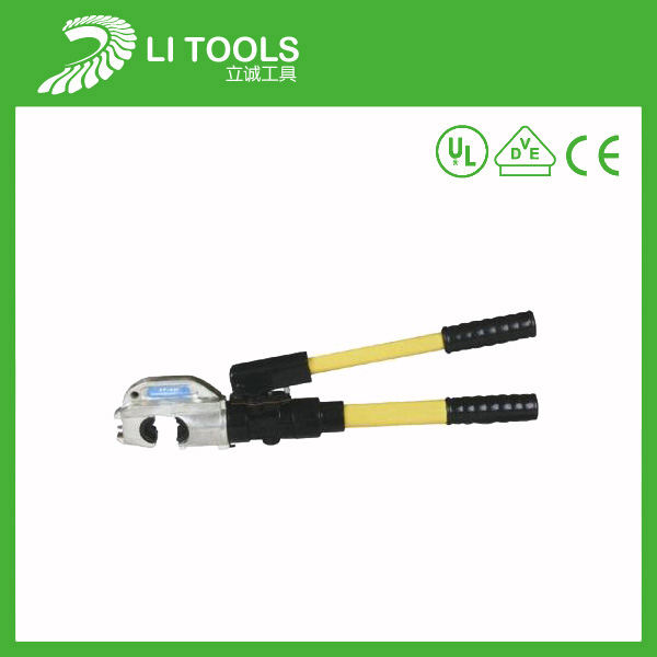 Hand hydraulic crimping pliers made in China
