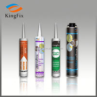 raw materials silicone sealant for wood