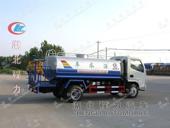 Dongfeng water Tanker(3000-5000L)