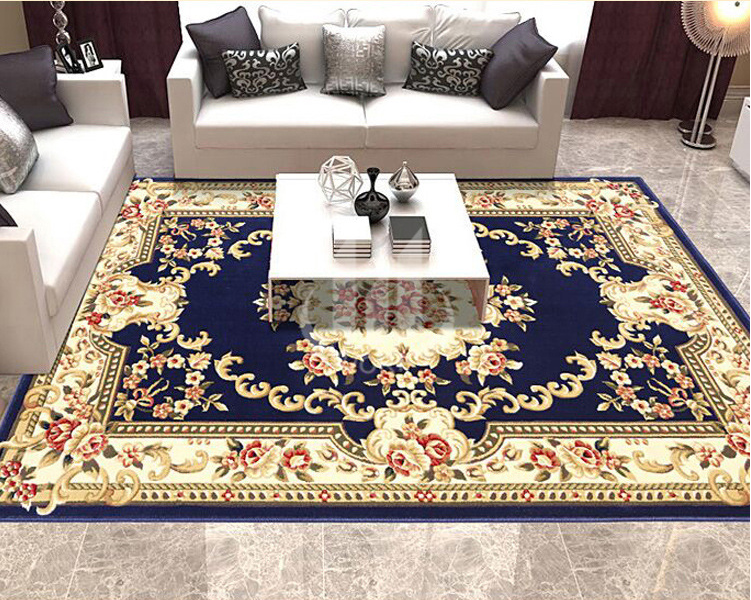 China High Quality European Hotel Style Floor Carpet for Home Decoration