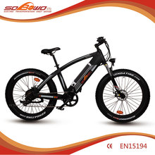 Q7 integrated frame rear motor 1000W fat tire bicicleta