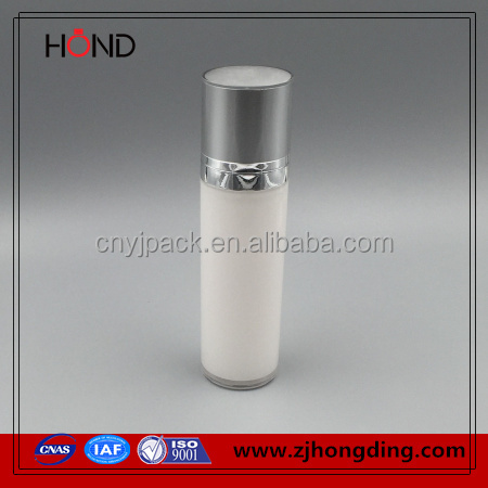peal white hot sale 120ml acrylic lotion bottles,plastic cosmetic bottles,acrylic cosmetic packaging,cosmetic containers