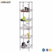 6-tiers Stainless steel 304 storage <strong>shelf</strong>
