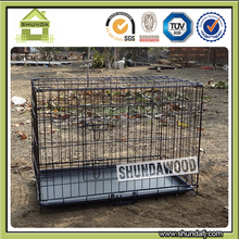 SDW01 metal pet dog cage