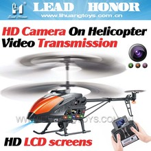LIVE VIDEO Spy Radio Control 3.5CH camera with lcd screen rc helicopter with gyro