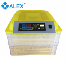 Digital control 112 mini poultry egg incubator for hot sale