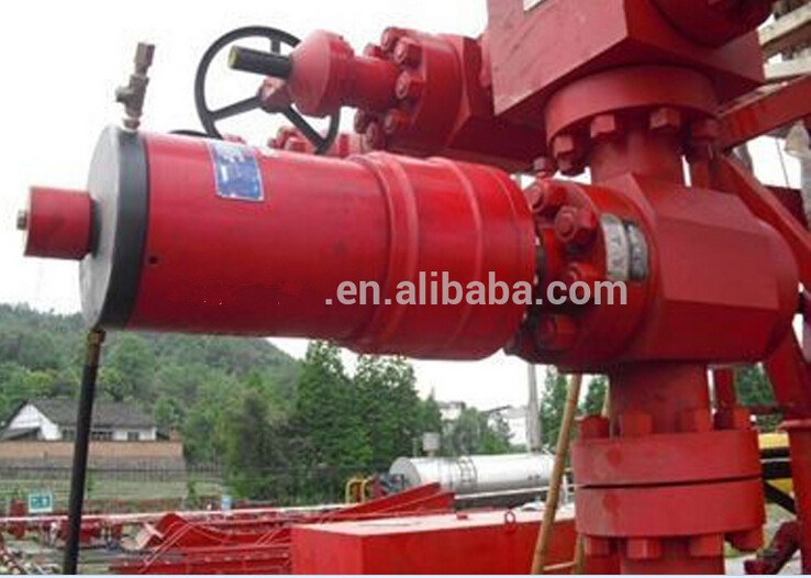 API 6A hydraulic safety valve for wellhead safe used on wellhead euquipment