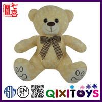 Cheap custom stuffed wholesale cheap plush teddy bear usb flash drive