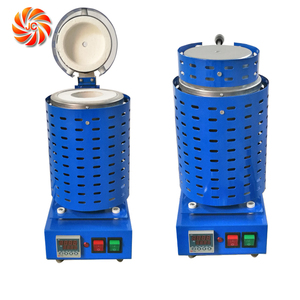 Lead melting furnace automaticgold equipment