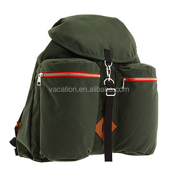 bag with removable backpack straps