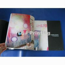 Professional manufacturer customized cheap hardcover books with folder