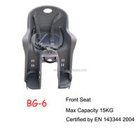 BG-6 bicycle child seat