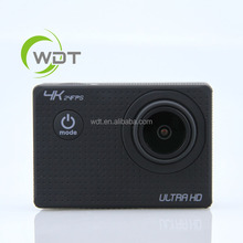 Best 4K 30m Waterproof 170 Degree Wide Angle wifi Action Cam Video Camera