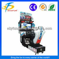 42 inch Crazy indoor racing outrun 2015 racing simulator for sale