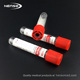 Medical Sterile Red Blood Collection Tube with Reinforced Cap