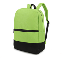 Leisure travel or daily OEM or ODM custom logo backpack