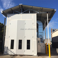 Sidedraft Big Spray Paint Booth can meet Environmental and Safety Standard