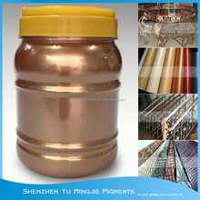 High Quality Mica MetaL Luster Pearl Pigment Excellent Effect