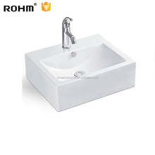 Ceramic Porcelain Wash Sinks Hair Wash Basin Portable Bathroom Sink