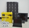 Factory directly sale 500w solar system for solar home power solutions