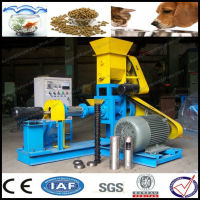 CE and ISO approved fish feed machine manufacturer
