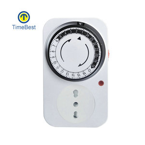 Good Quality 16A 24 Hour mini countdown digital timer