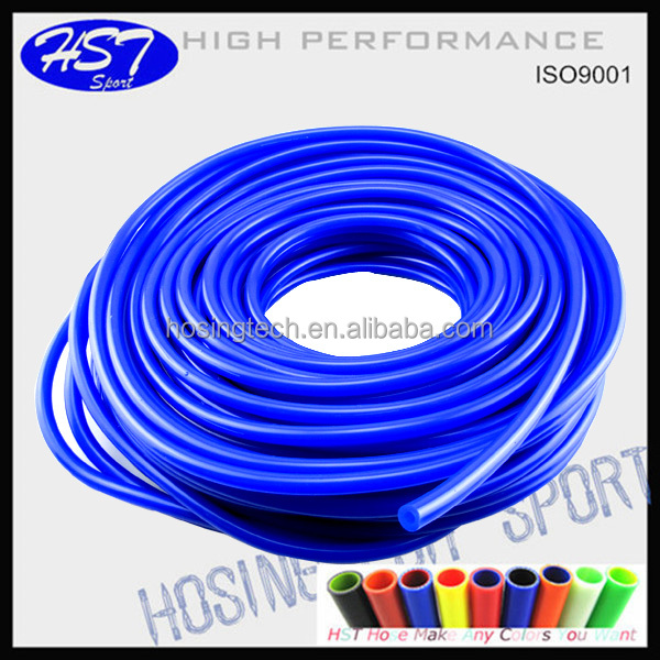 8mm 10mm 12mm Silicone Vacuum Hose for car