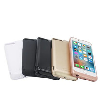 8000mAh External Rechargeable <strong>Protective</strong> Portable Charging Case Charger Cover for iPhone 7Plus CA5238