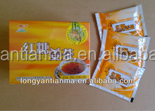 10gX10 tea bag High quality brown sugar ginger tea
