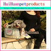 Wholesale cute Pink pet Carrier Bag outdoor Easy-carry Dog Cage