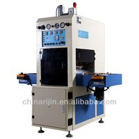 High Frequency Plastic Welding and Cutting Machine for Leather PET EVA PVC